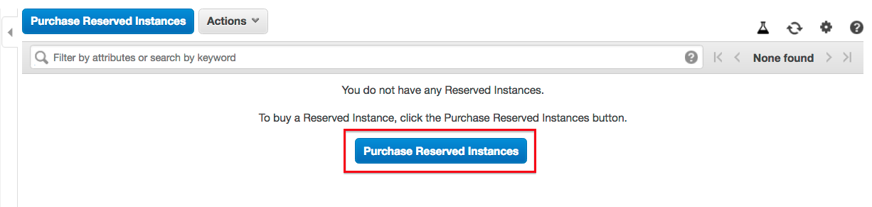 Purchasing An AWS Reserved Instance | Colcol